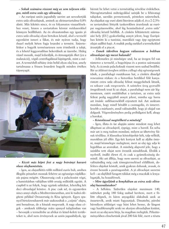 Vendéglátás Magazin 2. oldal