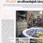 igazioliva Demokrata interjú, 2014. július, 3/1. oldal