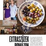igazioliva interjú, Marie Claire 2014. október, 4/1. oldal
