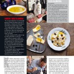 igazioliva interjú, Marie Claire 2014. október, 4/2. oldal