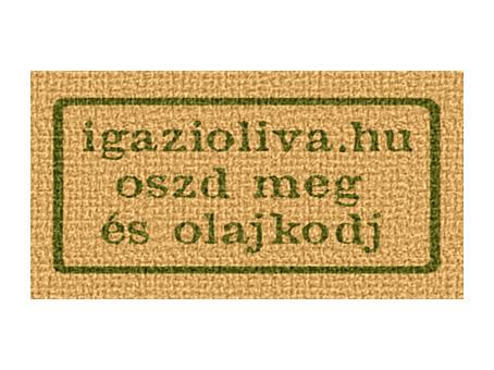 Az új igazioliva logó (oszd meg és olajkodj)