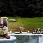 Atlanti-mediterrán erdei méz -- intenzíven füstös-animális, szalmás alapkarakter, szép atlanti-mediterrán jelleg fás, fűszeres, karamelles jegyekkel. 500 g 2.400.-