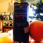 La Masrojana ízesített extra szűz olívaolaj, narancsos, 250 ml  2.500.-