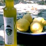 Portucale szűretlen citromos olívaolaj – bársonyosan lágy galega alap citrommal együtt sajtolva. Édeskés, friss-citromos, szűretlen. 250 ml   1.500.-