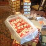 igazioliva bolt, 2015.09.28. Megjött a mandulás omlós süti, a polvorón -- meg a többi.