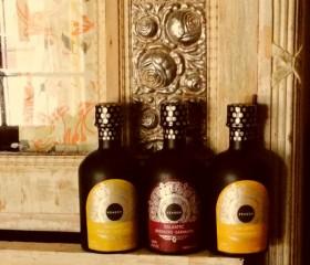 Aragem Chardonnay balzsamecet 250 ml díszüveg