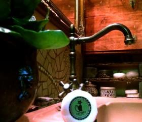 Castile szappankülönlegesség 100% extra szűz olívaolajjal 110 g (Messelia Naturfarm, Pomáz)