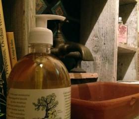 Folyékony szappan extra szűz olívaolajjal, NATÚR 500 ml (Brilliance, Magyarország )