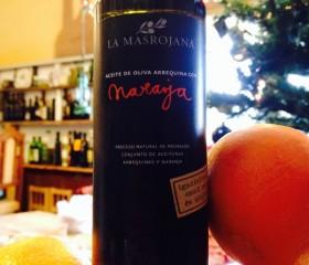 La Masrojana narancsos olívaolaj