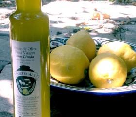 Portucale szűretlen citromos olívaolaj