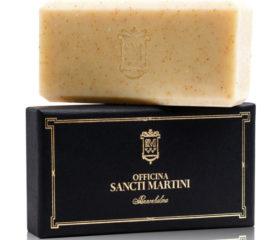 Valódi zsályaszappan extra szűz olívaolajjal 125 gr (Officina Sancti Martini, Pannonhalmi Apátság)