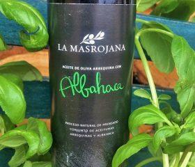 La Masrojana bazsalikomos olívaolaj, 250 ml