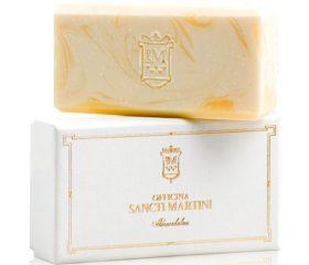 Valódi körömvirágszappan extra szűz olívaolajjal 125 gr (Officina Sancti Martini, Pannonhalmi Apátság)