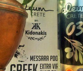 Kydonakis Oleum Crete D.O.P. 1 l. Indul a görög.
