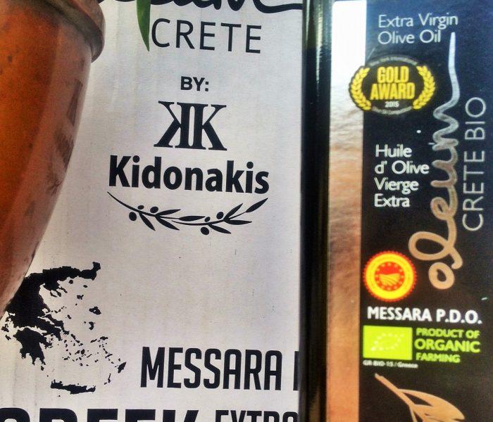 Kydonakis BIO 0,5 l uveg foto KICSI