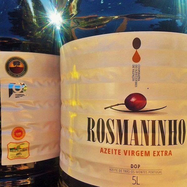 Rosmaninho DOP 5 l PET 02 KICSI