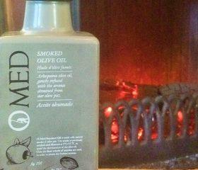 O-Med füstölt olívaolaj 250 ml