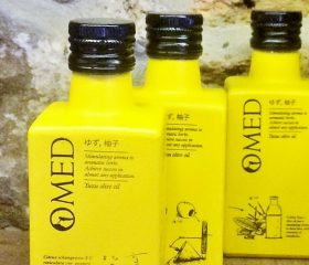 O-Med Yuzu citromos olívaolaj 250 ml