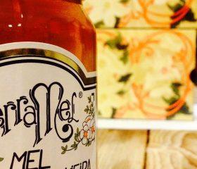 Serramel narancsvirágméz Algarvéból 500 g